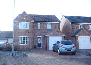 Thumbnail 4 bedroom detached house for sale in Trafalgar Court, Gainsborough