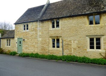 Thumbnail 3 bed cottage for sale in Geeston, Ketton, Stamford