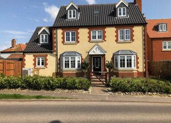 Thumbnail 4 bed detached house for sale in Two Furlong Hill, Wells-Next-The-Sea