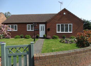 Thumbnail 3 bedroom detached bungalow for sale in Park Lane, Elkesley, Retford