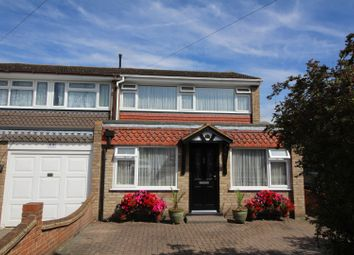 Thumbnail 3 bed end terrace house for sale in Arun, East Tilbury