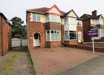 Thumbnail 3 bed semi-detached house for sale in Jiggins Lane, Birmingham