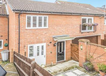 Thumbnail 2 bed terraced house for sale in Knott Close, Stevenage, Hertfordshire, United Kingdom