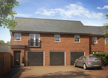 "Thumbnail 2 bedroom flat for sale in ""Walsham"" at Llantrisant Road, Capel Llanilltern, Cardiff"