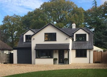 Thumbnail 4 bed detached house for sale in Reading Road, Finchampstead, Wokingham, Berkshire