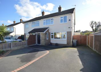 Thumbnail 3 bed semi-detached house for sale in Rusland Avenue, Heswall, Wirral