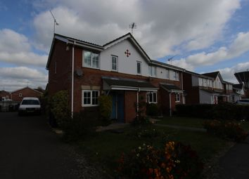 Thumbnail 2 bed semi-detached house to rent in Challinor, Harlow