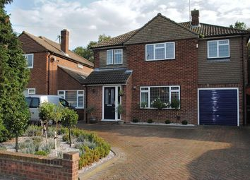 Thumbnail 4 bed detached house for sale in Heath Row, Bishop's Stortford