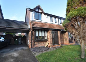 Thumbnail 3 bed semi-detached house for sale in Mereheath, Wirral