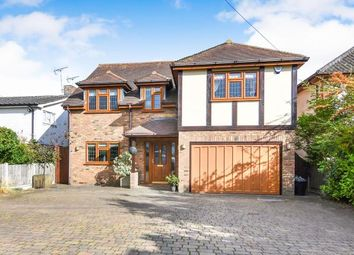Thumbnail 4 bed detached house for sale in Stock Road, Stock, Ingatestone