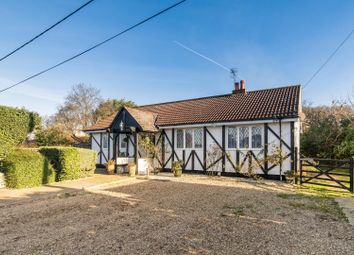 Thumbnail 3 bedroom detached bungalow for sale in Radfall Ride, Chestfield, Whitstable