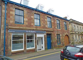 Thumbnail Block of flats for sale in Bridge Street, Stranraer
