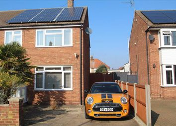 Thumbnail 3 bed semi-detached house for sale in Thanet Road, Ipswich