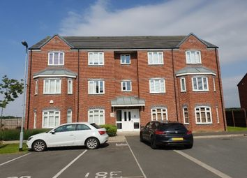 Thumbnail 2 bed flat to rent in Scholars Rise, Middlesbrough