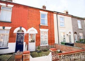 Thumbnail 2 bed terraced house for sale in Elsie Road, Great Yarmouth