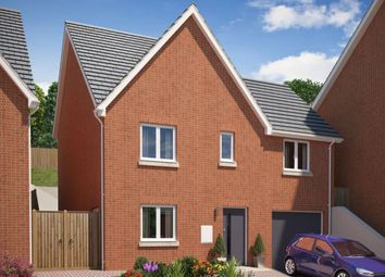 Thumbnail 4 bed detached house for sale in The Carlton Saxon Way, Kingsteignton, Newton Abbot