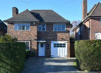 Thumbnail 4 bed detached house for sale in Greenhalgh Walk, Hampstead Garden Subrub, London