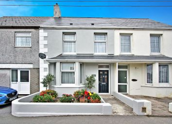 Thumbnail 3 bed terraced house for sale in St. Francis Road, St. Columb Road, St. Columb