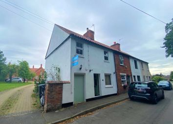 Thumbnail 3 bed end terrace house for sale in Meetinghouse Lane, Brant Broughton, Lincoln