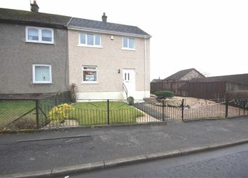 Thumbnail 3 bed semi-detached house for sale in Miller Road, Balloch, Alexandria