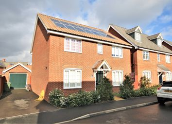 Thumbnail 4 bed property to rent in Colossus Way, Costessey, Norwich