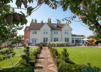 Honeysuckle House, Great Hadham Road, Bishop's Stortford, Hertfordshire CM23. 6 bed detached house for sale