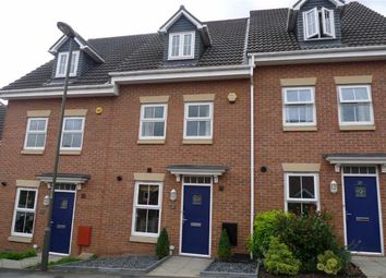 Thumbnail 3 bed town house to rent in Charnos Street, Ilkeston, Derbyshire