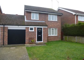 Thumbnail 3 bed link-detached house to rent in Wesley Road, King's Lynn