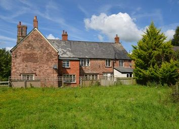 Thumbnail 5 bedroom detached house for sale in Willand Road, Halberton, Tiverton