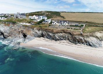 Thumbnail 4 bed detached house for sale in Loe Bar Road, Porthleven, Helston