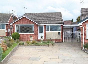 Thumbnail 2 bed detached bungalow for sale in The Spinney, Clayton, Newcastle-Under-Lyme
