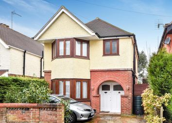 Thumbnail 3 bed detached house for sale in Southern Road, Camberley
