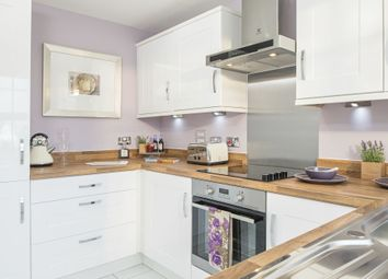 "Thumbnail 3 bed semi-detached house for sale in ""Barton"" at Lightfoot Lane, Fulwood, Preston"