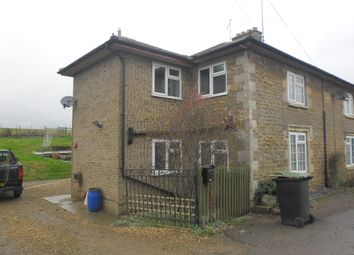 Thumbnail 3 bedroom cottage to rent in Blatherwycke, Peterborough