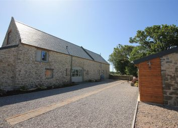 Thumbnail 3 bed barn conversion for sale in Ysgubor Fach, Great Frampton House, Frampton