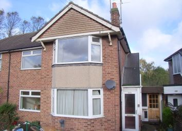 Thumbnail 2 bed flat to rent in Kingsley, Northampton