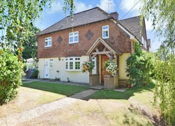 Thumbnail 4 bed semi-detached house for sale in Pump Lane, Framfield, Uckfield, East Sussex