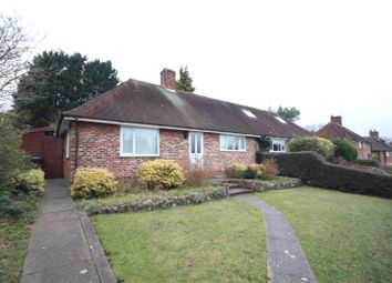 Thumbnail 2 bed semi-detached bungalow to rent in Curling Vale, Guildford