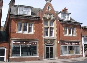 Thumbnail 2 bed flat to rent in Upper Orwell Street, Ipswich