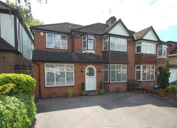 Thumbnail 4 bed property to rent in Copthall Drive, London