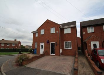 Thumbnail 3 bed semi-detached house for sale in Coronation Road, Chesterfield