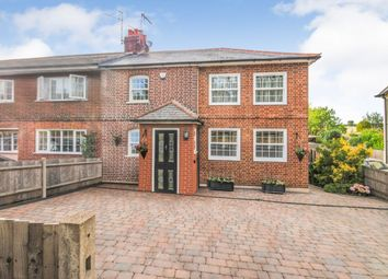 Thumbnail 3 bed semi-detached house for sale in Pye Corner, Gilston, Harlow