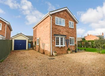 Thumbnail 4 bed detached house for sale in Croot Close, Brampton, Huntingdon