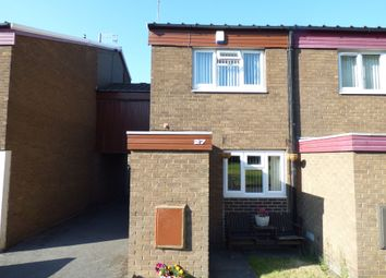 Thumbnail 3 bed semi-detached house for sale in Elliott Drive, Felling, Gateshead