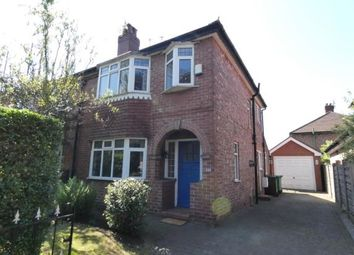 Thumbnail 2 bed semi-detached house for sale in Beech Road, Chorlton Green, Manchester, Greater Manchester