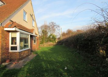 Thumbnail 4 bedroom detached bungalow for sale in Ittleworth Lane, Rossington