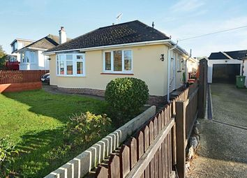 Thumbnail 4 bed bungalow for sale in Park Road, Kingskerswell, Newton Abbot