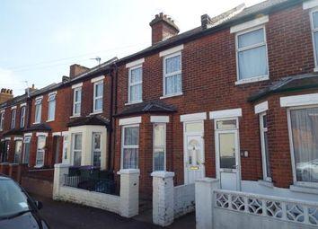 Thumbnail 2 bedroom terraced house for sale in Geraldine Road, Folkestone, Kent