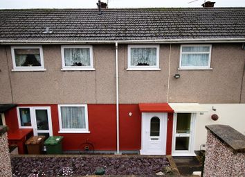 Thumbnail 3 bed terraced house for sale in Manor Way, Risca, Newport