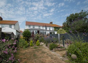 Thumbnail 3 bed end terrace house for sale in Cavalry Crescent, Eastbourne